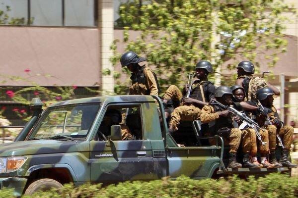 حمله به نظامیان بورکینافاسو، 12 سرباز کشته شدند