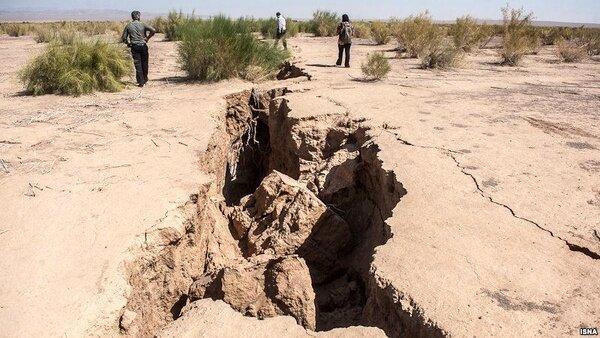 ایران؛ رکورددار فرسایش خاک در دنیا ، فراوری دوباره خاک چقدر طول می کشد؟