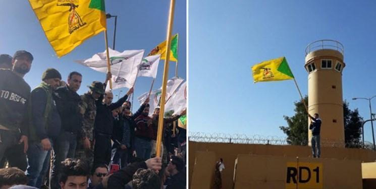 کتائب حزب الله عراق خواستار تصویب قانون اخراج نظامیان آمریکا شد