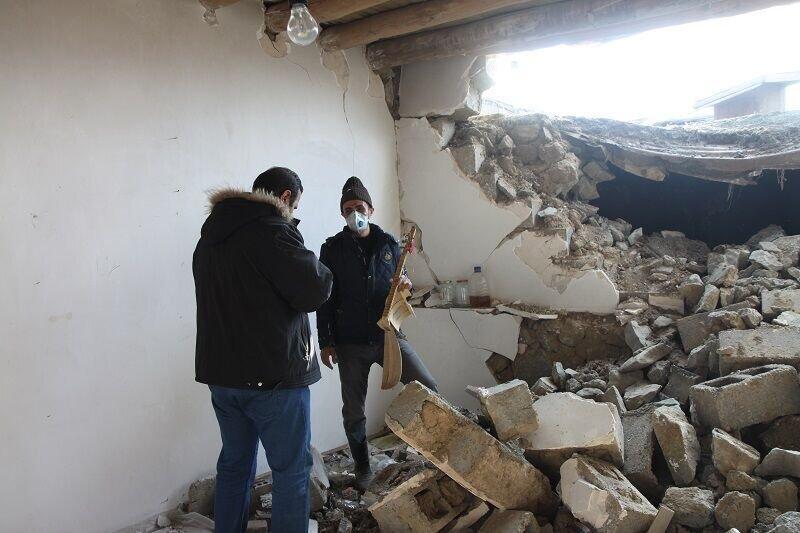 زلزله و ساز ناساز شهریار