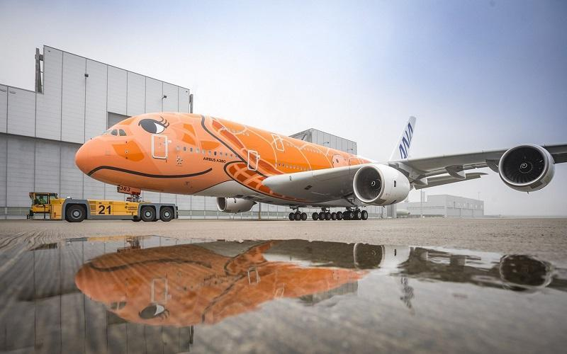هواپیما A380 را در این روزها کجا پارک می نمایند؟