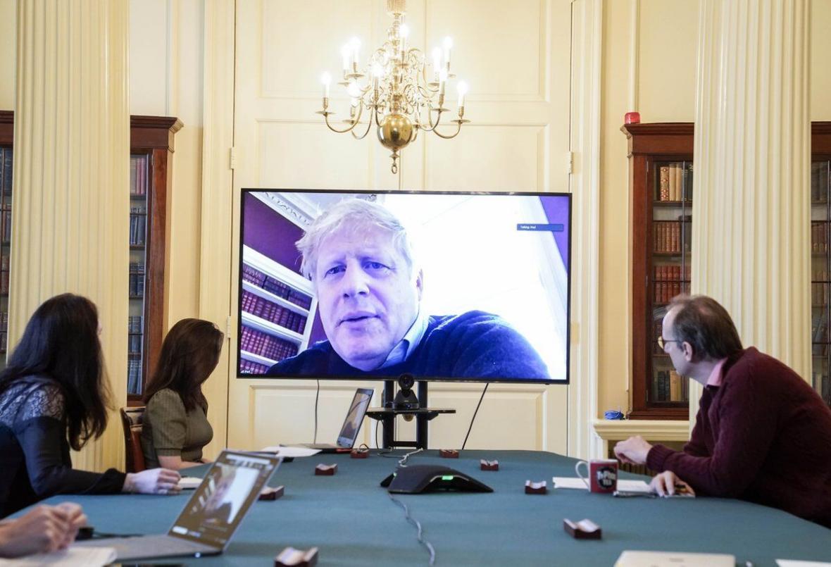 خبرنگاران مقابله دولت انگلیس با اخبار جعلی درباره کرونا