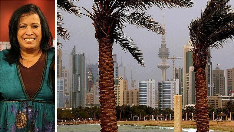 هنرپیشه کویتی به خاطر کرونا خواستار اخراج کارگران خارجی شد