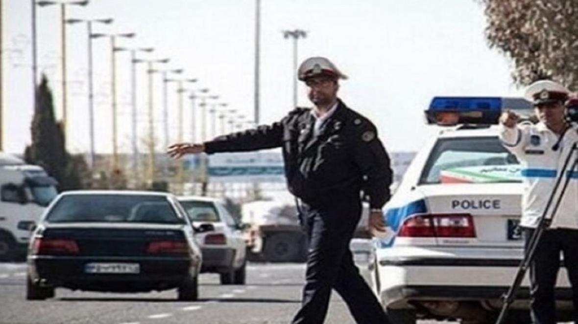 جریمه 207 راننده متخلف در چهارمحال و بختیاری
