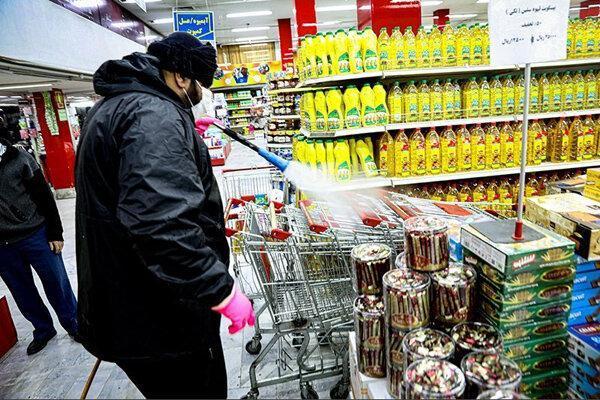 نگرانی از تراکم مردم در فروشگاه های بزرگ قم