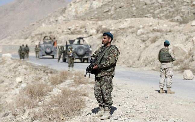 مرگ 7 مرزبان پاکستانی در حمله تروریستی