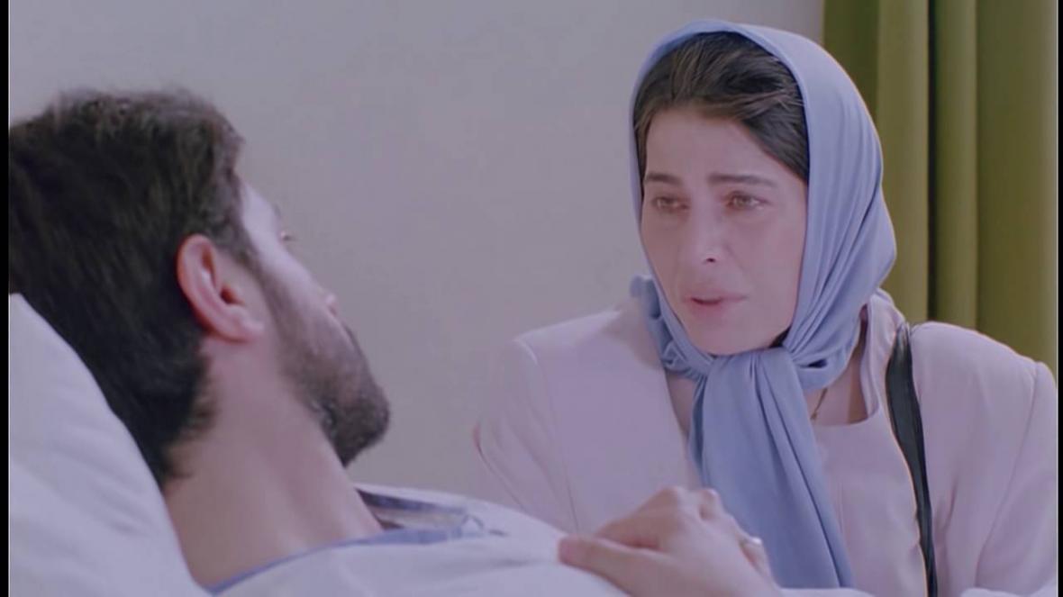 سکانس ماندگار از ارتحال امام خمینی (ره) در فیلم از کرخه تا راین