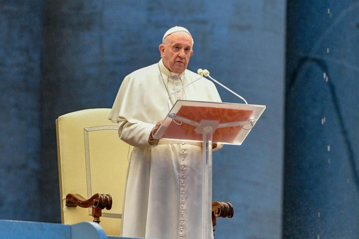 پاپ به قتل شهروند سیاهپوست آمریکایی واکنش نشان داد
