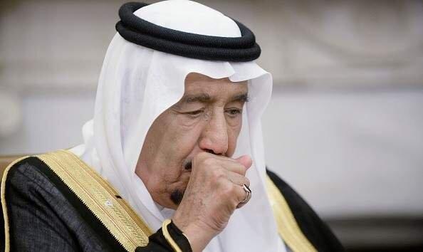 رویترز: شرایط پادشاه سعودی ثابت است