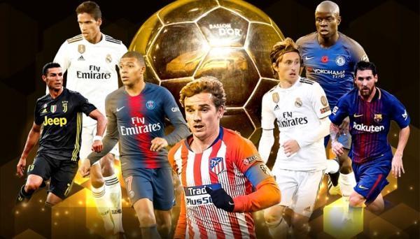 توپ طلای 2018؛ لحظه به لحظه با مراسم فرانس فوتبال